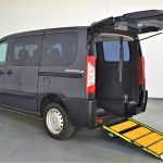 Bristol Bath Somerset Wheelchair Accessible Vehicles WAV Cars Electric Ramp Weston super Mare Devon Cornwall Electric Ramp South West UK