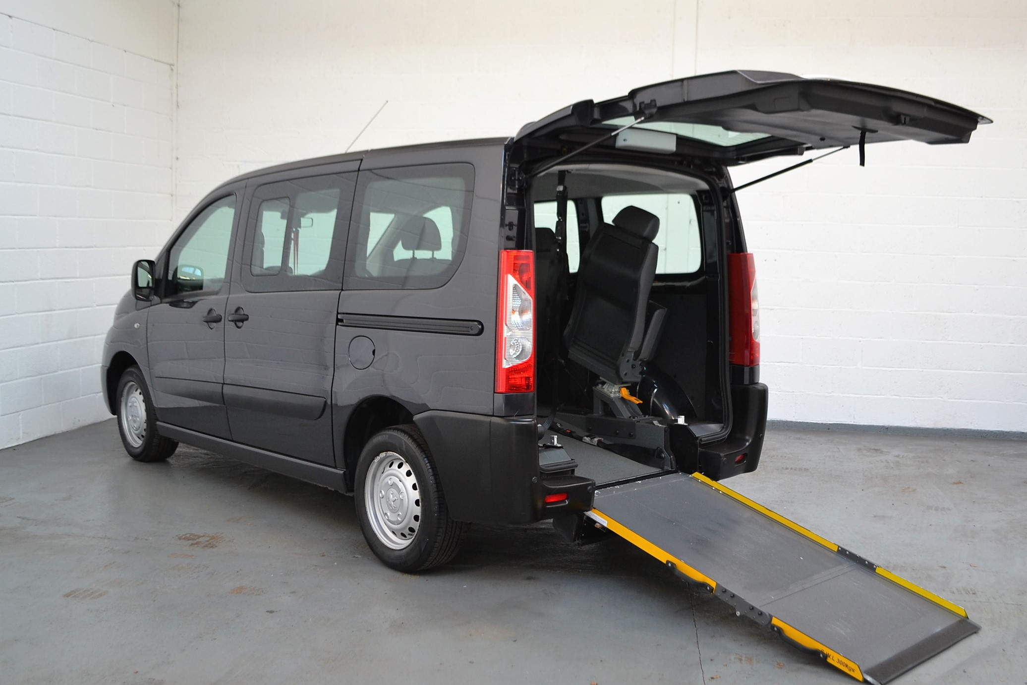 What Cars Can Take A Wheelchair Bristol Bath Somerset UK Nationwide Accessible Vehicles WAV Cars Electric Ramp Weston super Mare Devon Cornwall Ramp South West