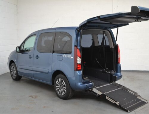 Used WAV Cars for Sale UK Peugeot Partner Wheelchair Accessible Vehicles