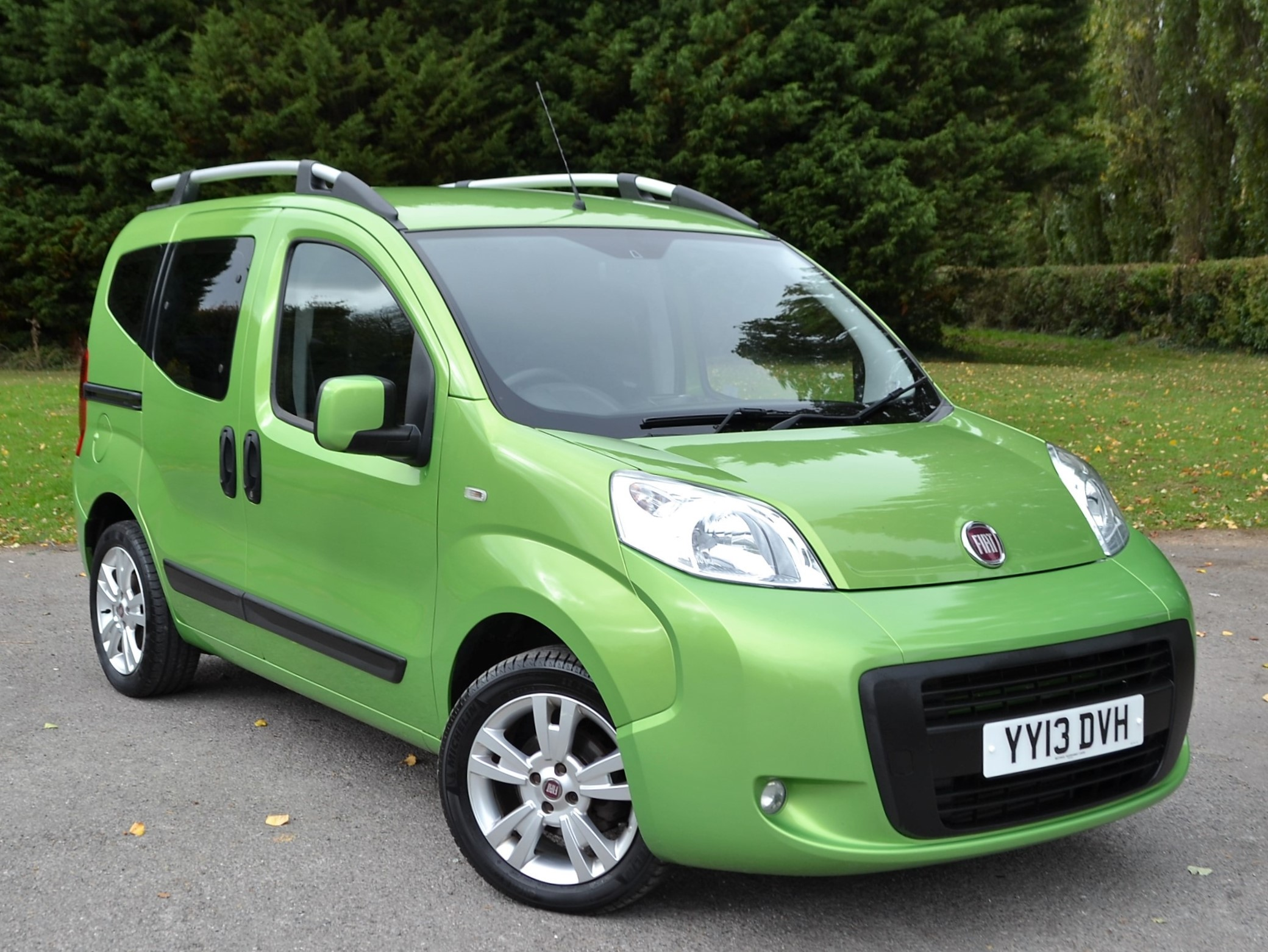 WAV Cars Bristol Wheelchair Accessible Vehicles Used For Sale Fiat Qubo
