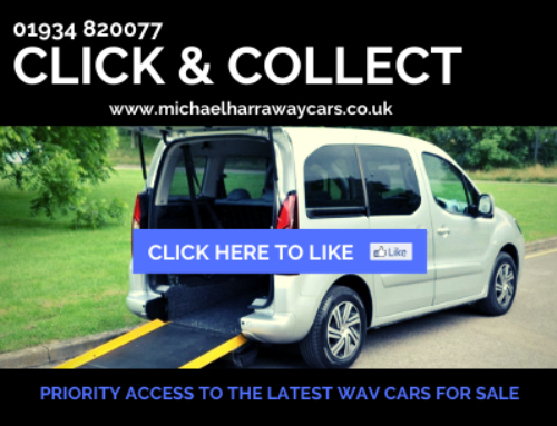 Used Wheelchair Vehicles Bristol and Somerset