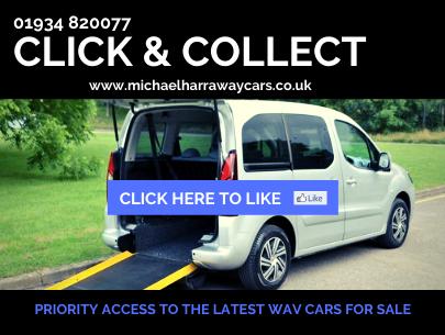 WAV Cars Somerset bRISTOL Wheelchair Accessible Vehicles Bath Swindon Devon Dorset