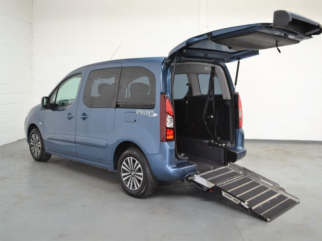 Used Wav Vehicles Cars Automatic Disabled Car Peugeot Partner for sale