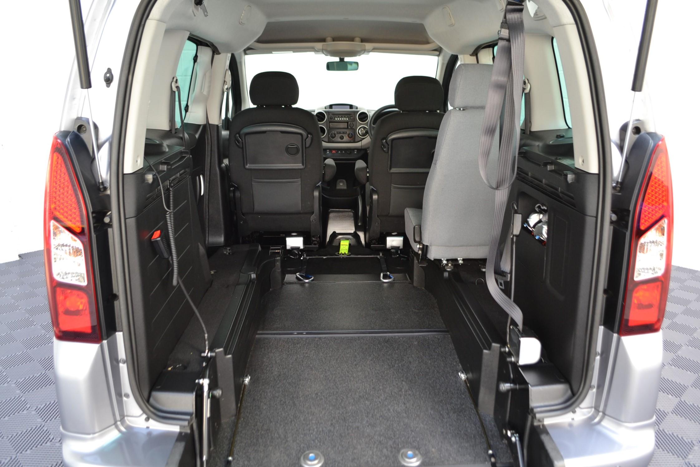 WAV Cars For Sale Bristol Wheelchair Accessible Vehicles Used For Sale Somerset Devon Dorset Bath Peugeot Partner Auto 10