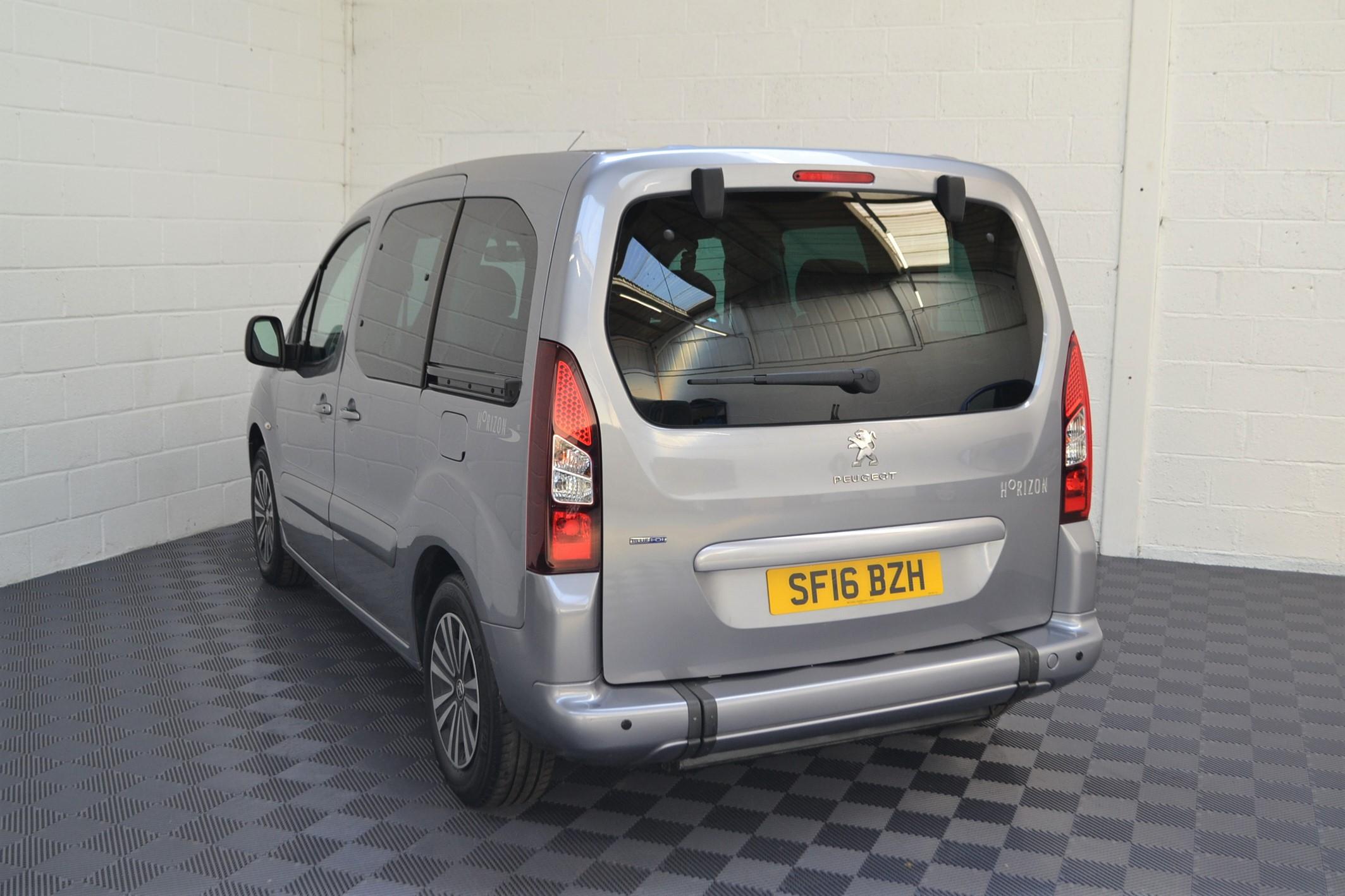 WAV Cars For Sale Bristol Wheelchair Accessible Vehicles Used For Sale Somerset Devon Dorset Bath Peugeot Partner Auto 2