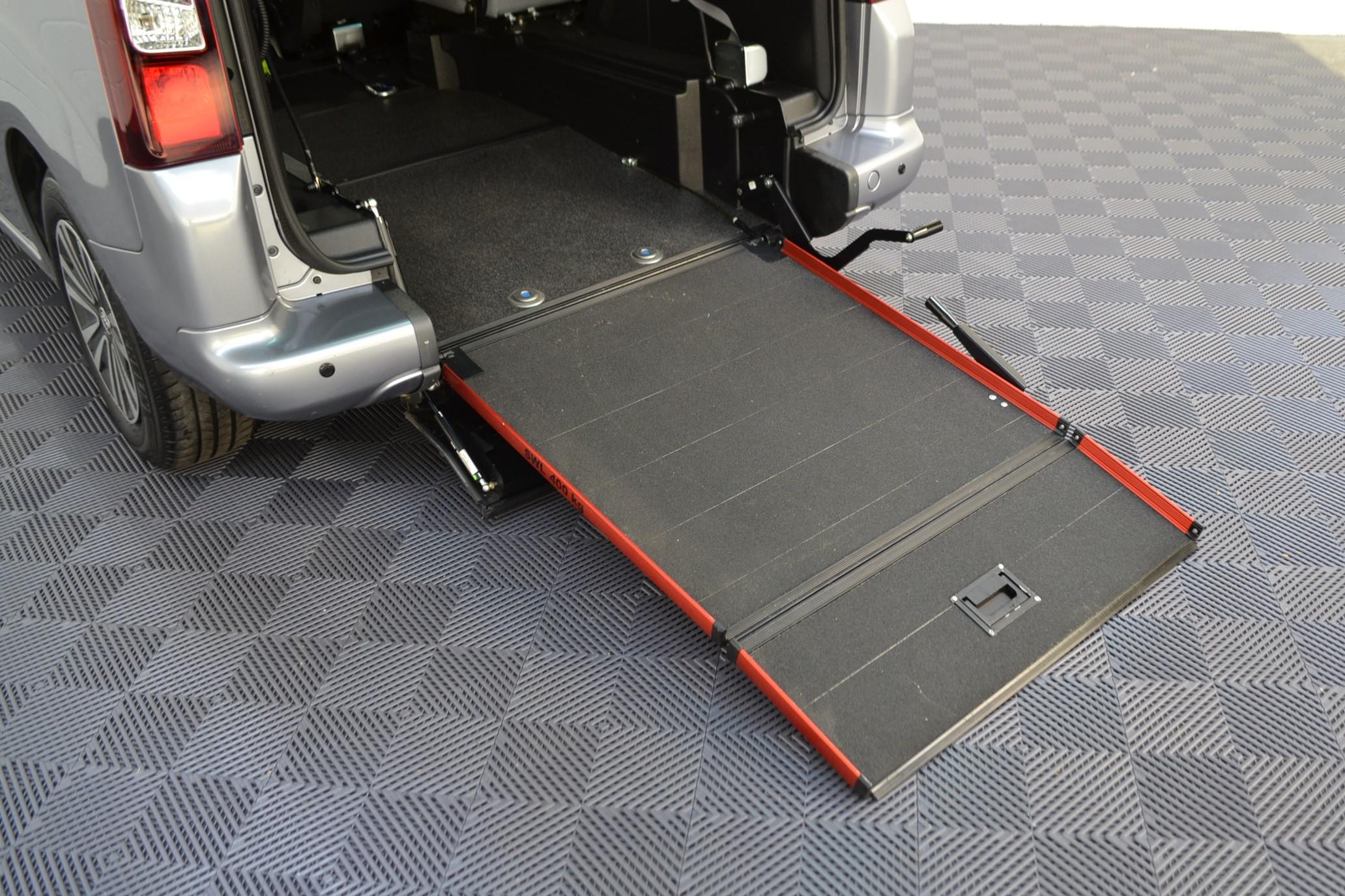 WAV Cars For Sale Bristol Wheelchair Accessible Vehicles Used For Sale Somerset Devon Dorset Bath Peugeot Partner Auto 9