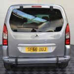 Citroen Berlingo WAV Car Peugeot Partner Wheelchair Used Accessible Vehicles For Sale UK Bristol Somerset Devon Dorset