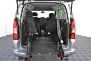 Used Wav Cars for Sale UK Citroen Berlingo WAV Car Peugeot Partner Wheelchair Accessible Vehicles Buy Sell Bristol Somerset Devon Dorset