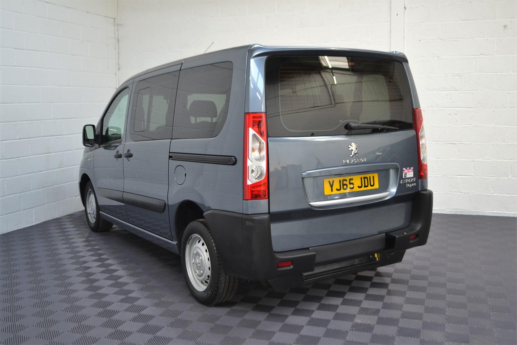 WAV Cars For Sale Bristol Wheelchair Accessible Vehicles Used For Sale Somerset Devon Dorset Bath Peugeot Expert YJ65 JDU 3