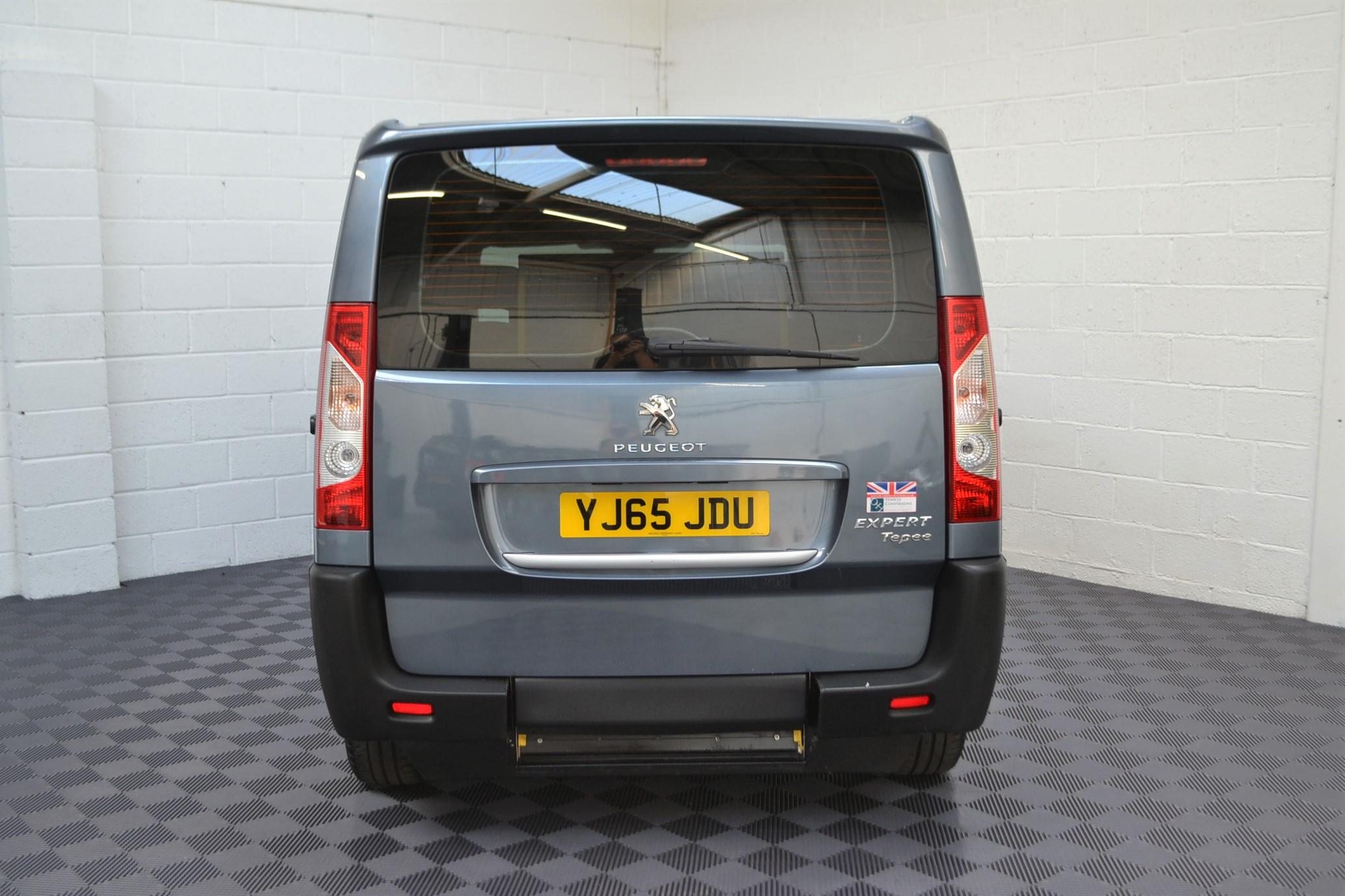 WAV Cars For Sale Bristol Wheelchair Accessible Vehicles Used For Sale Somerset Devon Dorset Bath Peugeot Expert YJ65 JDU 4