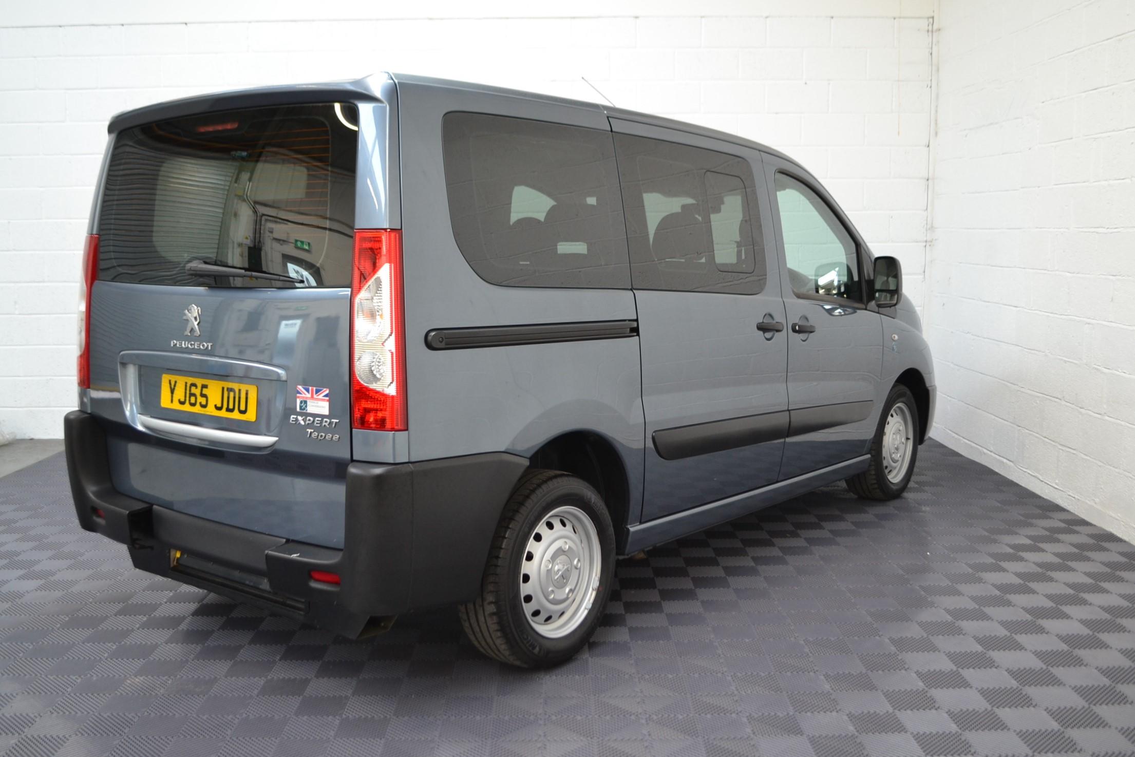 WAV Cars For Sale Bristol Wheelchair Accessible Vehicles Used For Sale Somerset Devon Dorset Bath Peugeot Expert YJ65 JDU 6