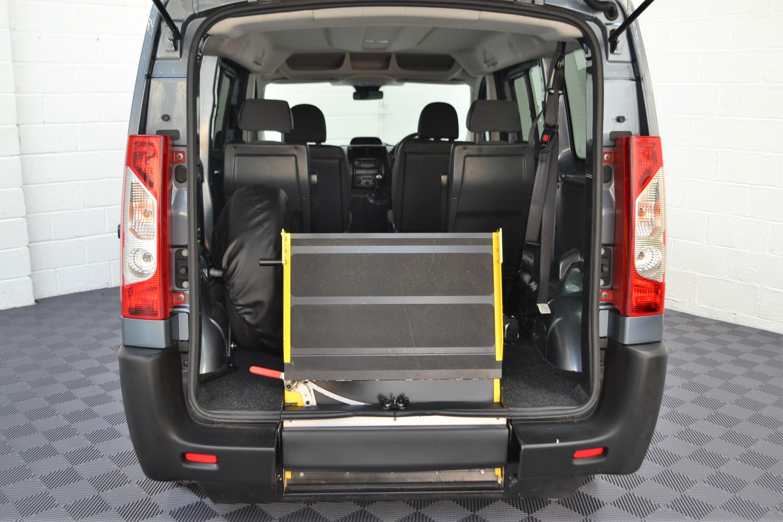 WAV Cars For Sale Bristol Wheelchair Accessible Vehicles Used For Sale Somerset Devon Dorset Bath Peugeot Expert YJ65 JDU 7