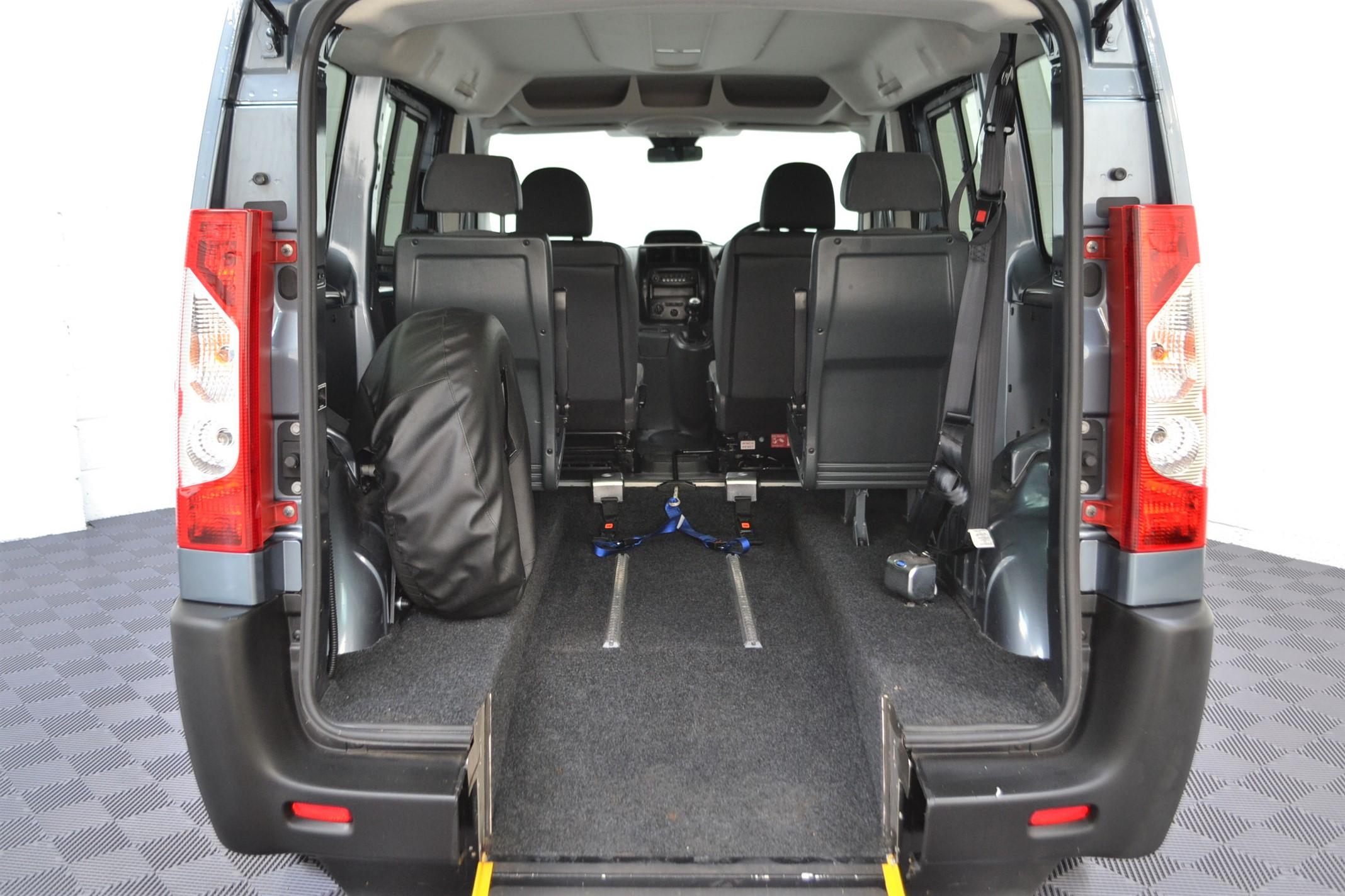 WAV Cars For Sale Bristol Wheelchair Accessible Vehicles Used For Sale Somerset Devon Dorset Bath Peugeot Expert YJ65 JDU 8