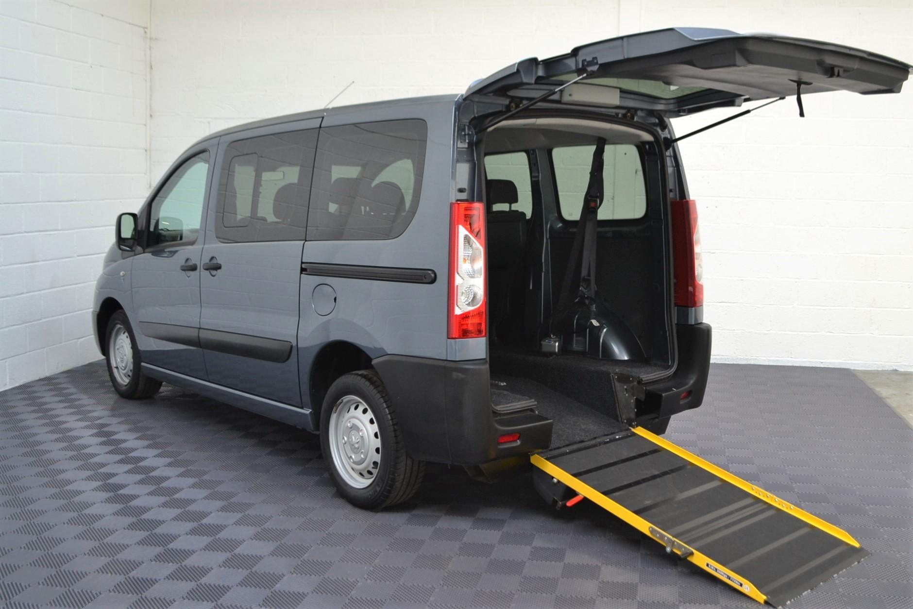 WAV Cars For Sale Bristol Wheelchair Accessible Vehicles Used For Sale Somerset Devon Dorset Bath Peugeot Expert YJ65 JDU 9