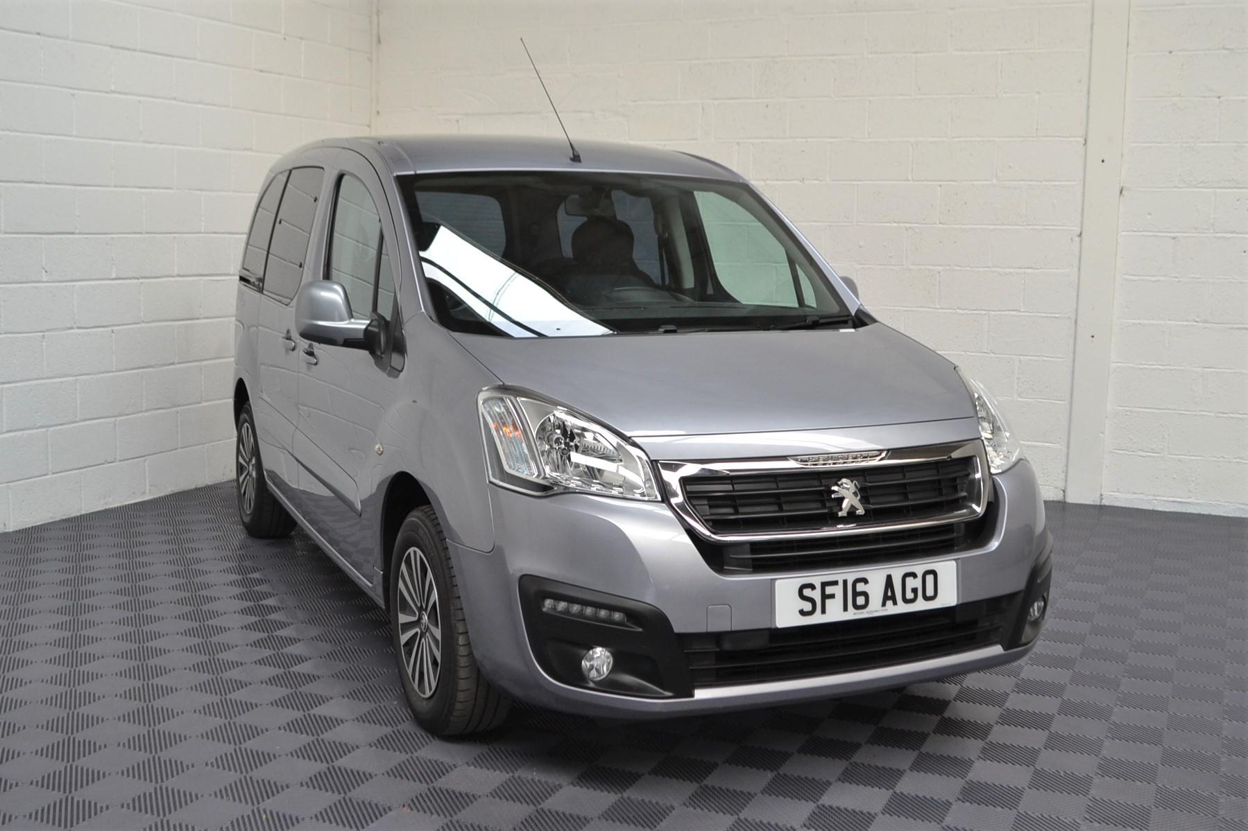 Used Wav Cars for Sale UK Citroen Berlingo WAV Car Peugeot Partner Petrol Wheelchair Accessible Vehicles Buy Sell Bristol Somerset Devon Dorset 15
