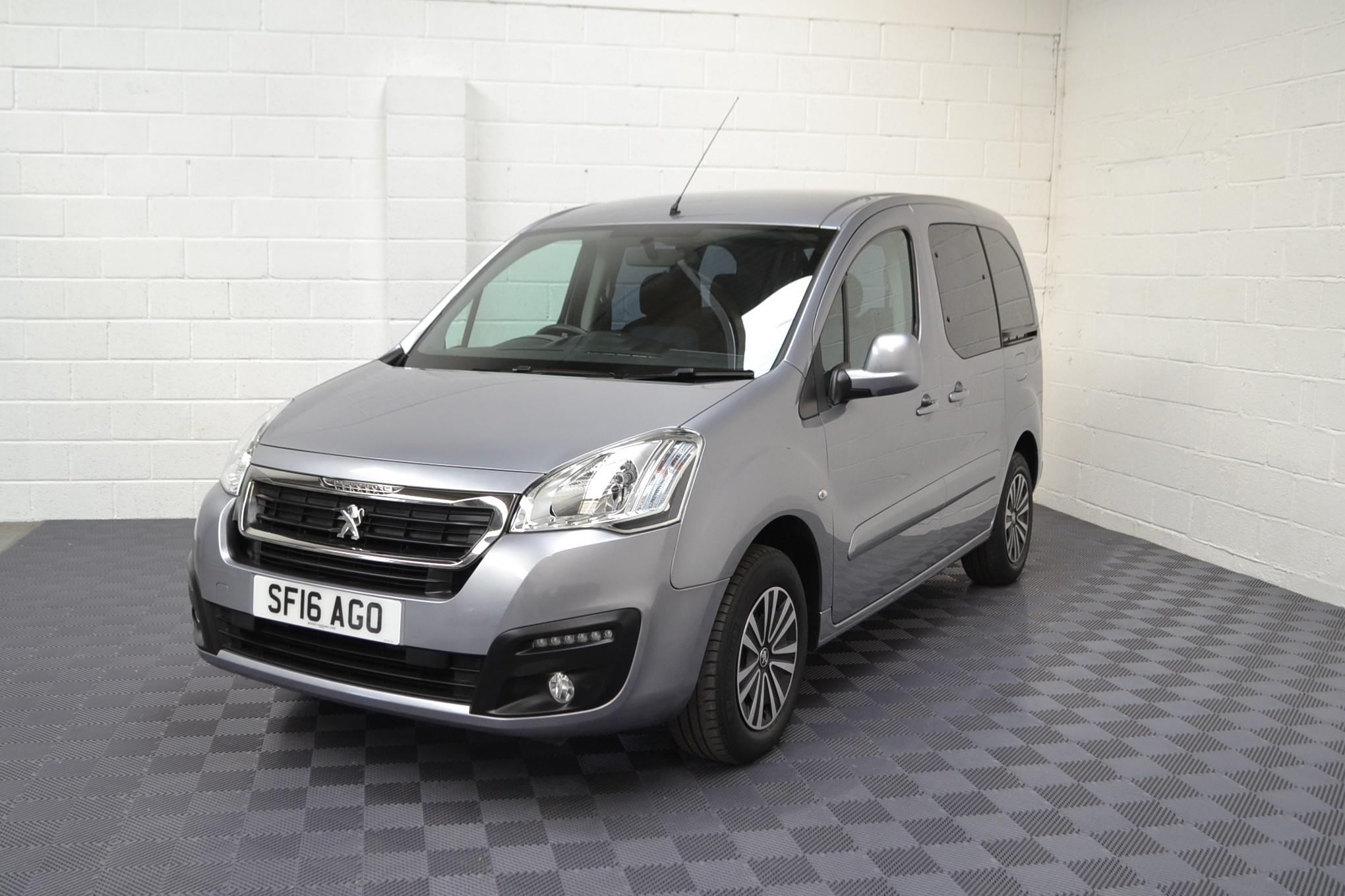 Used Wav Cars for Sale UK Citroen Berlingo WAV Car Peugeot Partner Petrol Wheelchair Accessible Vehicles Buy Sell Bristol Somerset Devon Dorset 16
