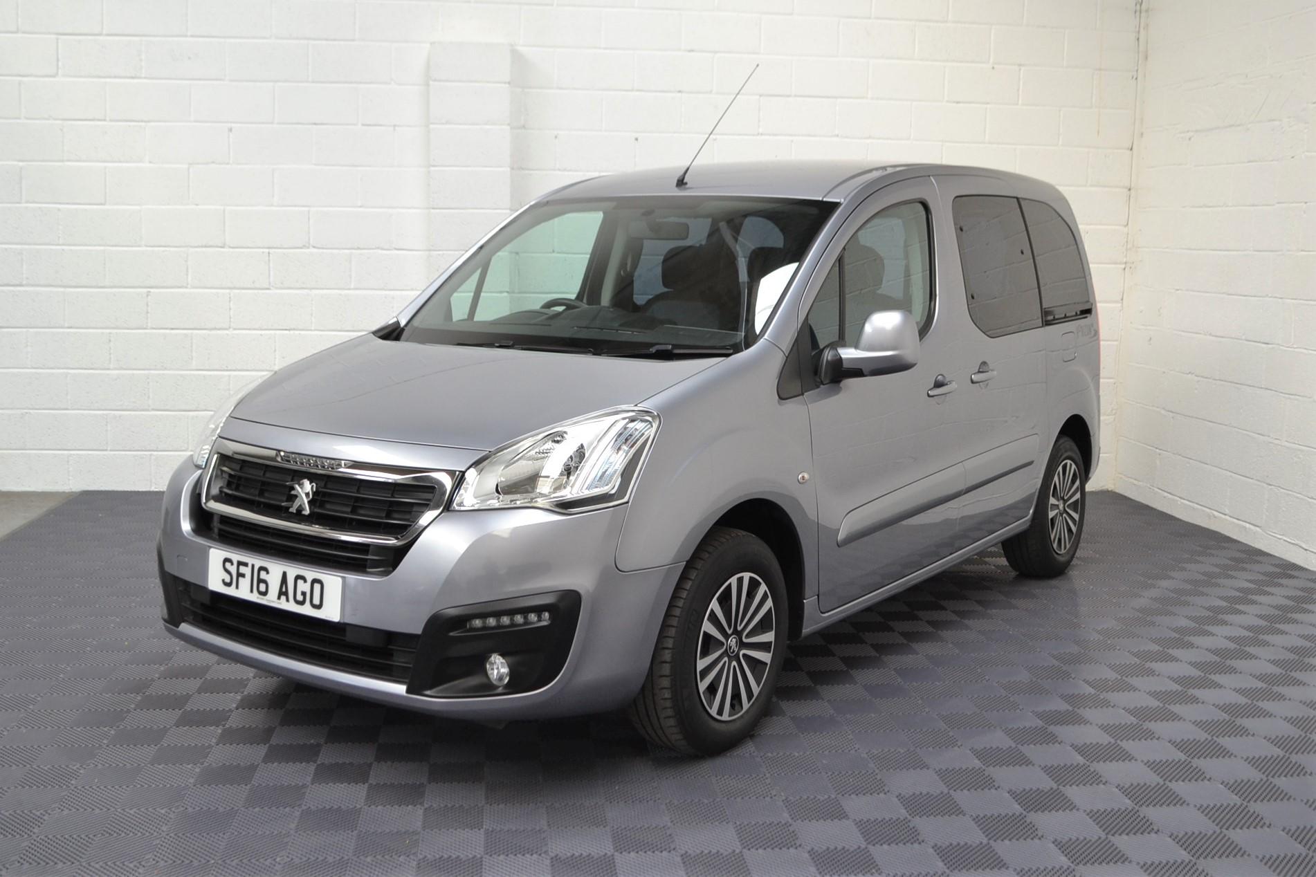 Used Wav Cars for Sale UK Citroen Berlingo WAV Car Peugeot Partner Petrol Wheelchair Accessible Vehicles Buy Sell Bristol Somerset Devon Dorset 17