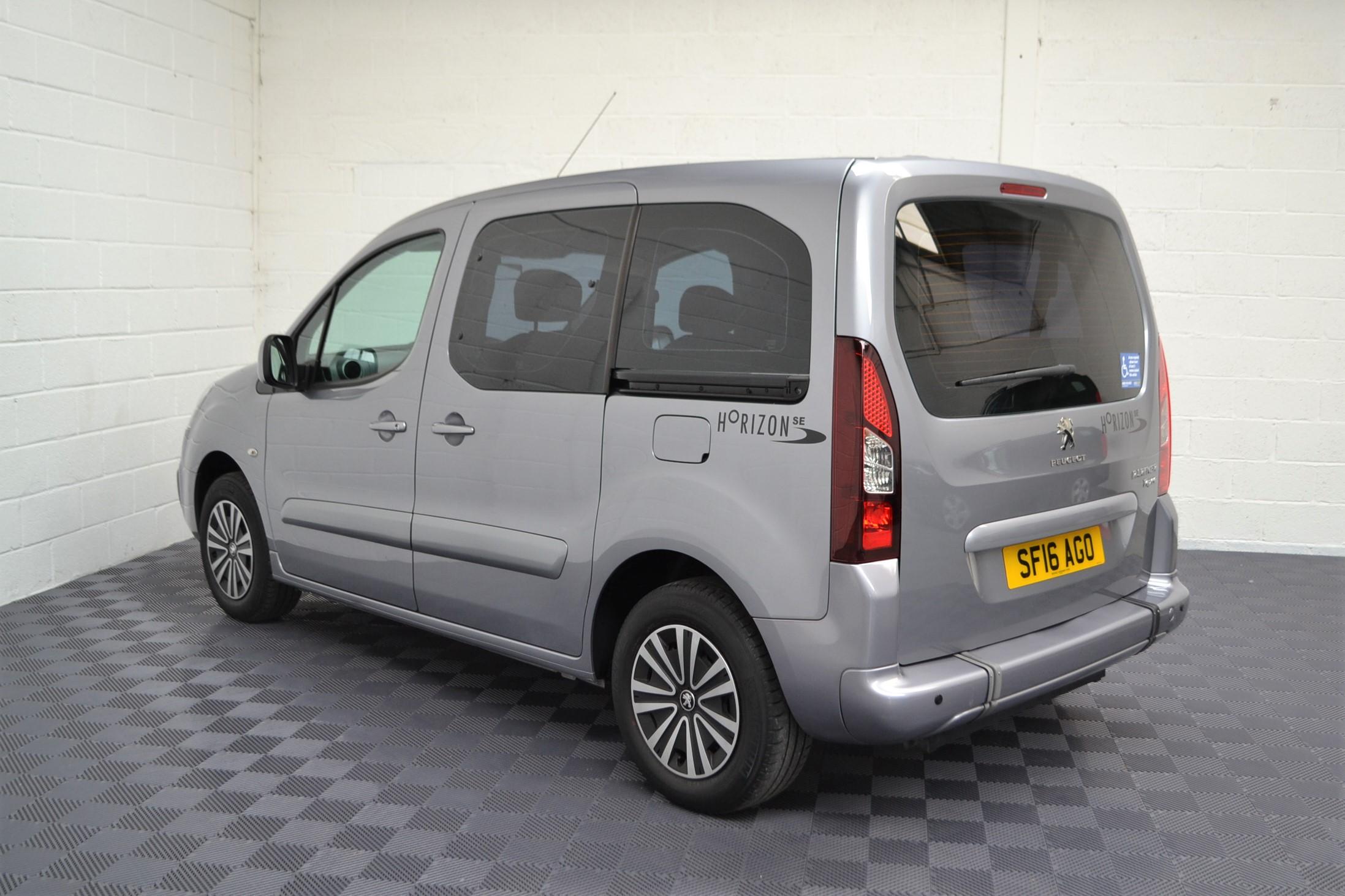 Used Wav Cars for Sale UK Citroen Berlingo WAV Car Peugeot Partner Petrol Wheelchair Accessible Vehicles Buy Sell Bristol Somerset Devon Dorset 21