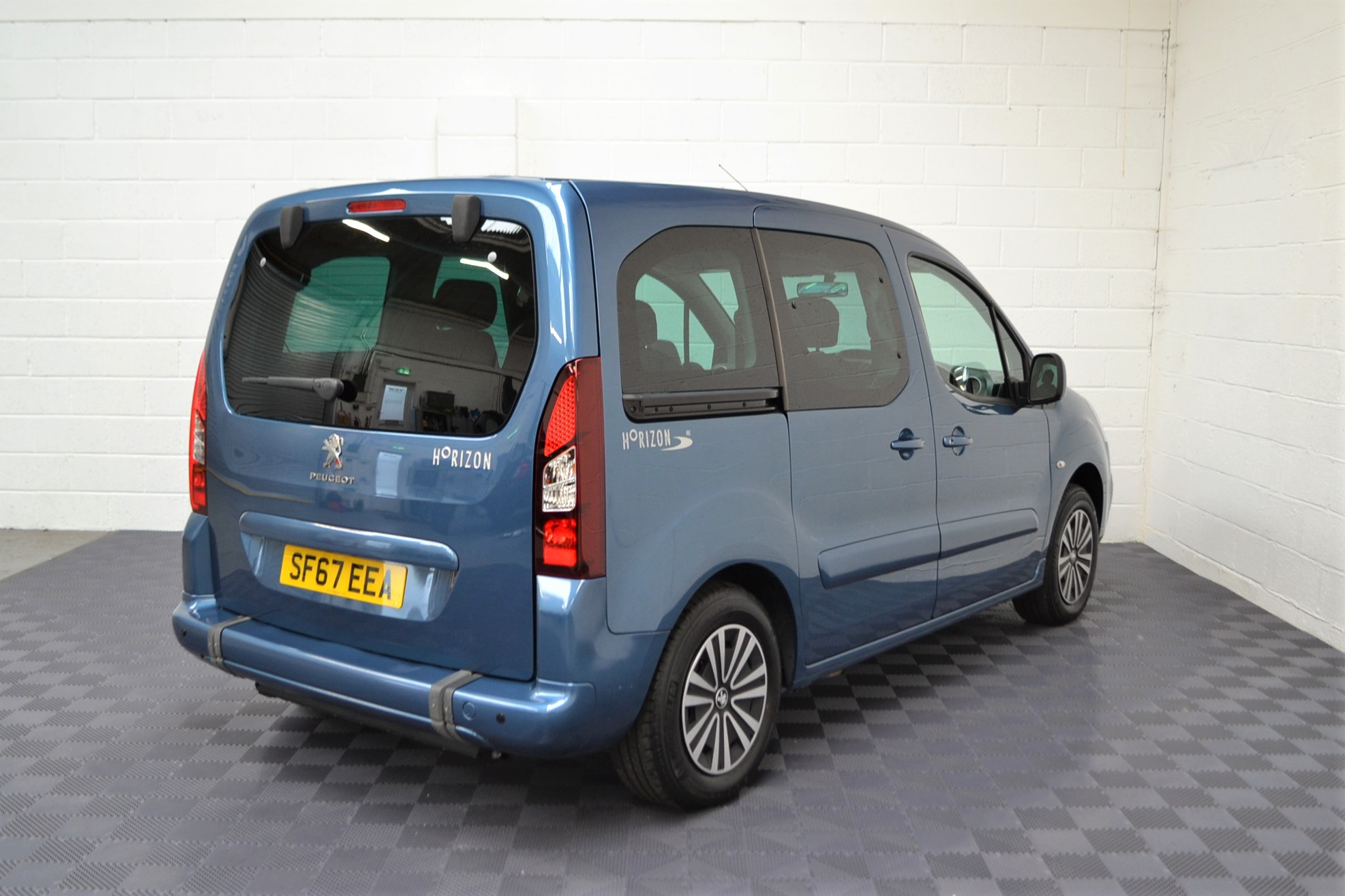 WAV Cars For Sale Bristol Wheelchair Accessible Vehicles Used For Sale Somerset Devon Dorset Bath Peugeot Partner SF67 EEA 12