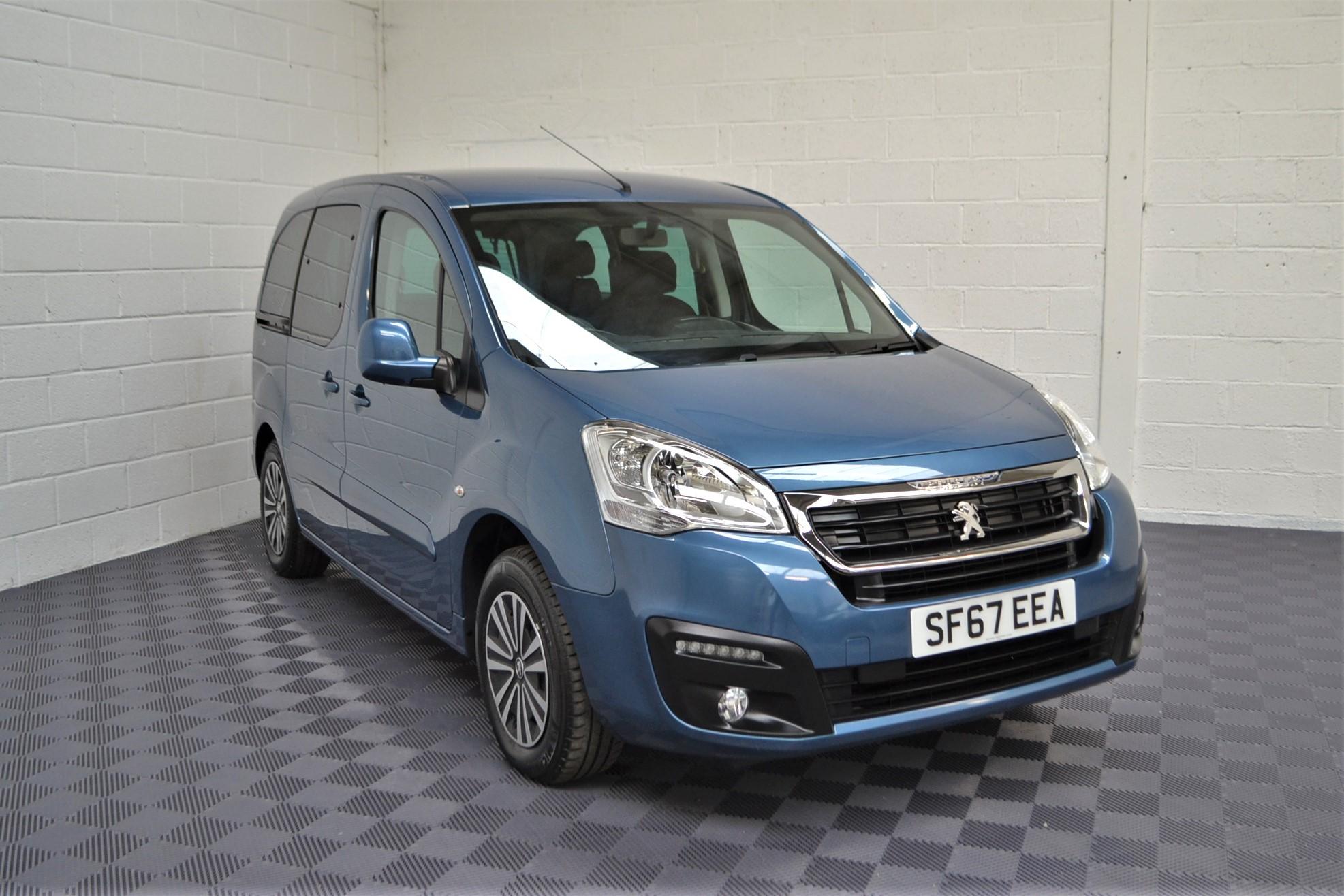 WAV Cars For Sale Bristol Wheelchair Accessible Vehicles Used For Sale Somerset Devon Dorset Bath Peugeot Partner SF67 EEA 20