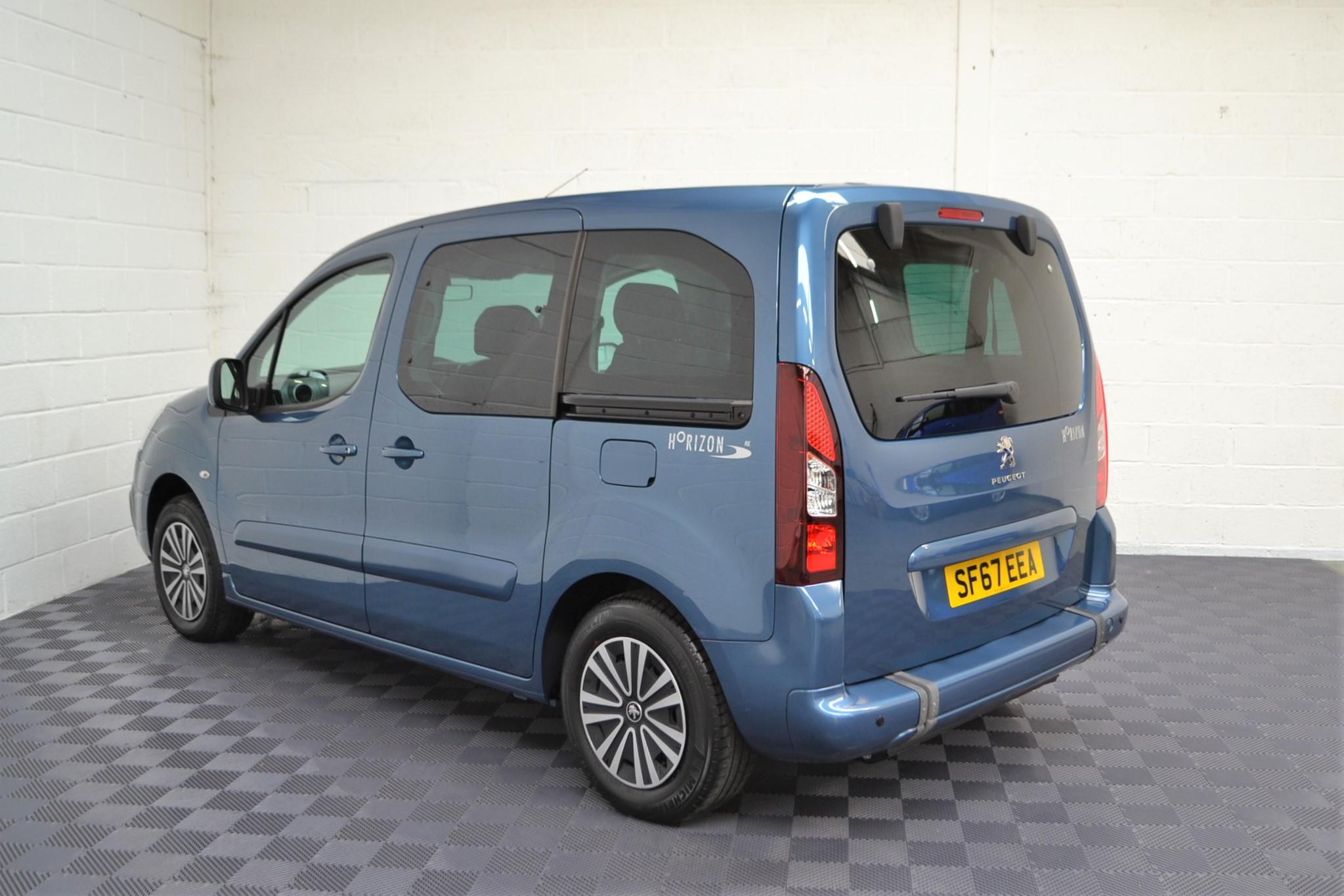 WAV Cars For Sale Bristol Wheelchair Accessible Vehicles Used For Sale Somerset Devon Dorset Bath Peugeot Partner SF67 EEA 8