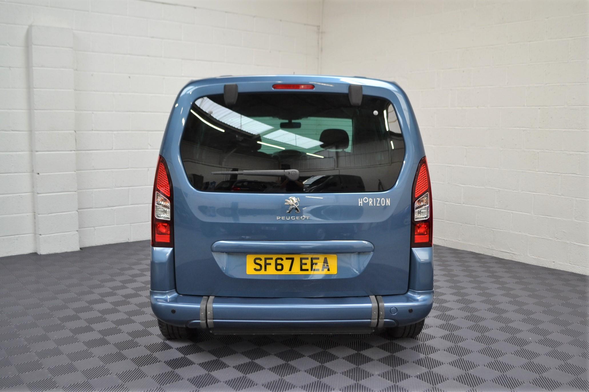 WAV Cars For Sale Bristol Wheelchair Accessible Vehicles Used For Sale Somerset Devon Dorset Bath Peugeot Partner SF67 EEA 10