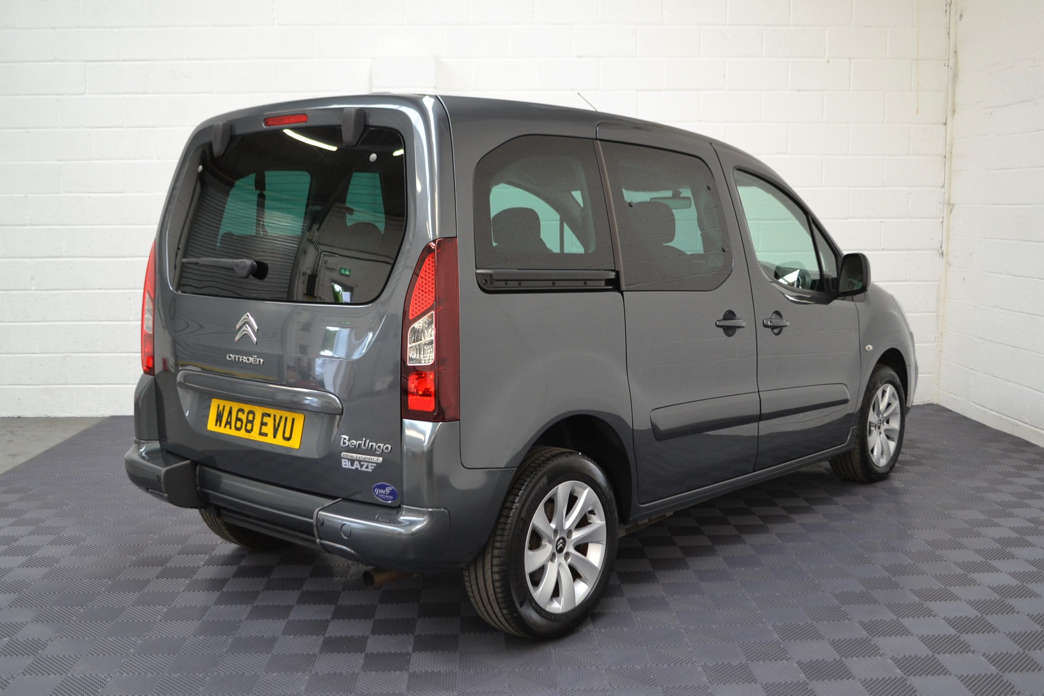 Disabled Cars For Sale Bristol Wheelchair Accessible Vehicles Used For Sale Somerset Devon Dorset Bath Peugeot Partner WA68 EVU 12
