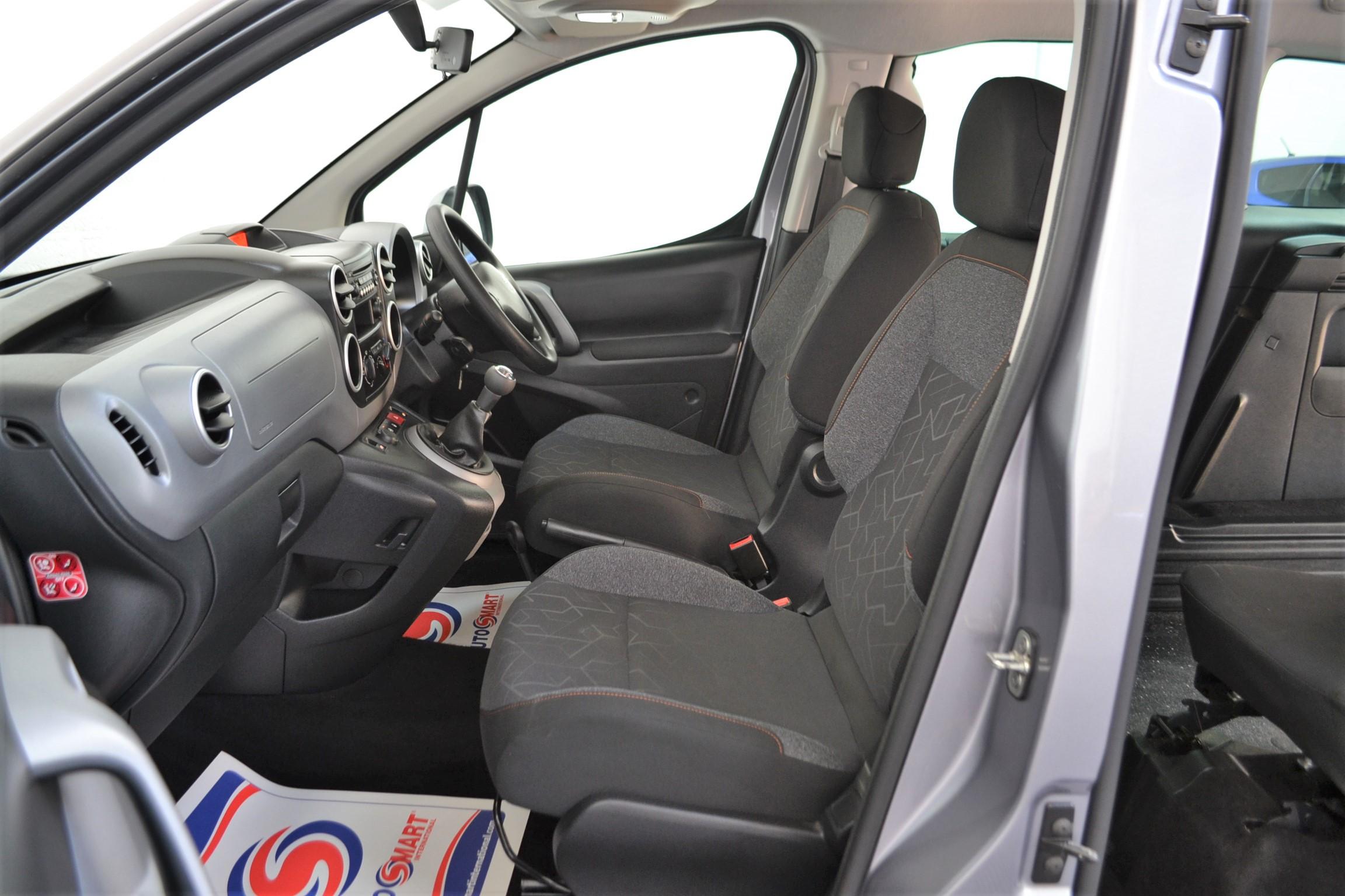 WAV Cars For Sale Bristol Wheelchair Accessible Vehicles Used For Sale Somerset Devon Dorset Bath Peugeot Partner SD17 OZL 12