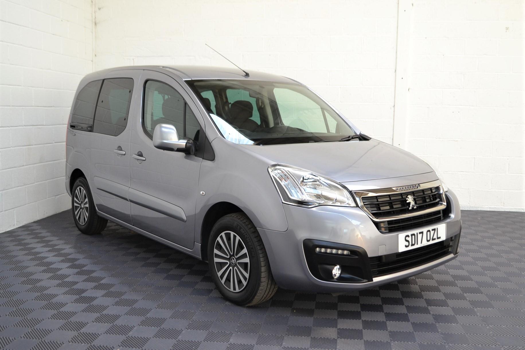 WAV Cars For Sale Bristol Wheelchair Accessible Vehicles Used For Sale Somerset Devon Dorset Bath Peugeot Partner SD17 OZL 18