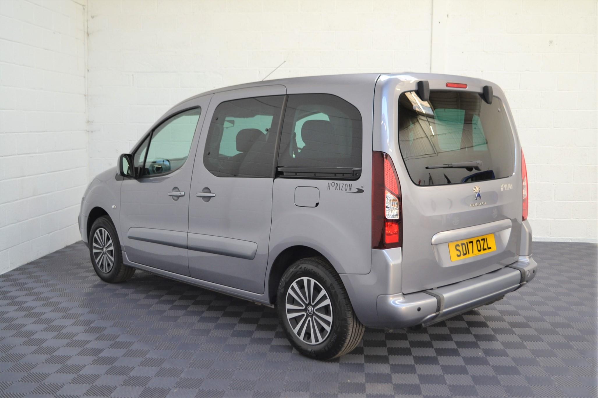 WAV Cars For Sale Bristol Wheelchair Accessible Vehicles Used For Sale Somerset Devon Dorset Bath Peugeot Partner SD17 OZL 2