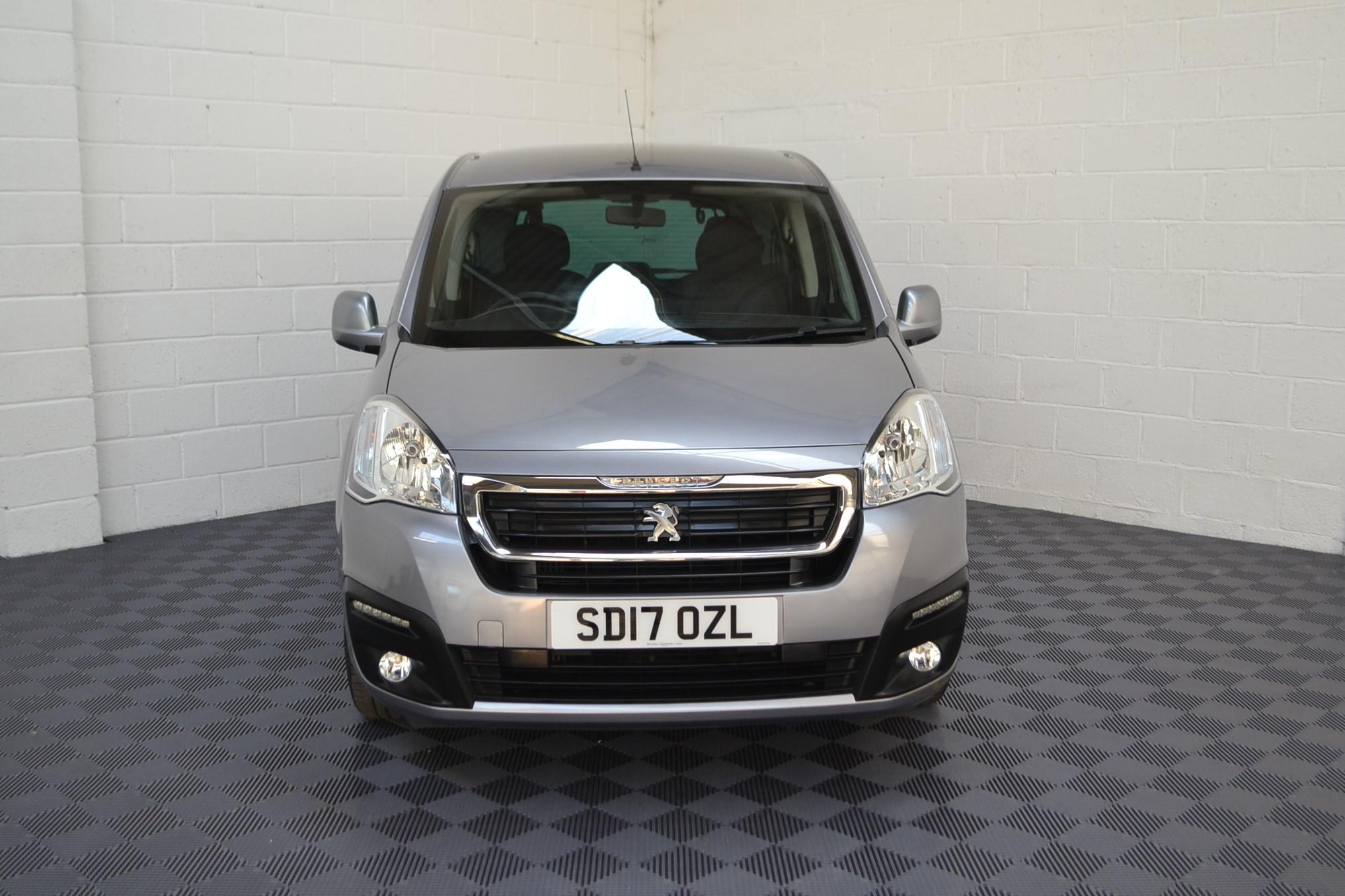WAV Cars For Sale Bristol Wheelchair Accessible Vehicles Used For Sale Somerset Devon Dorset Bath Peugeot Partner SD17 OZL 20
