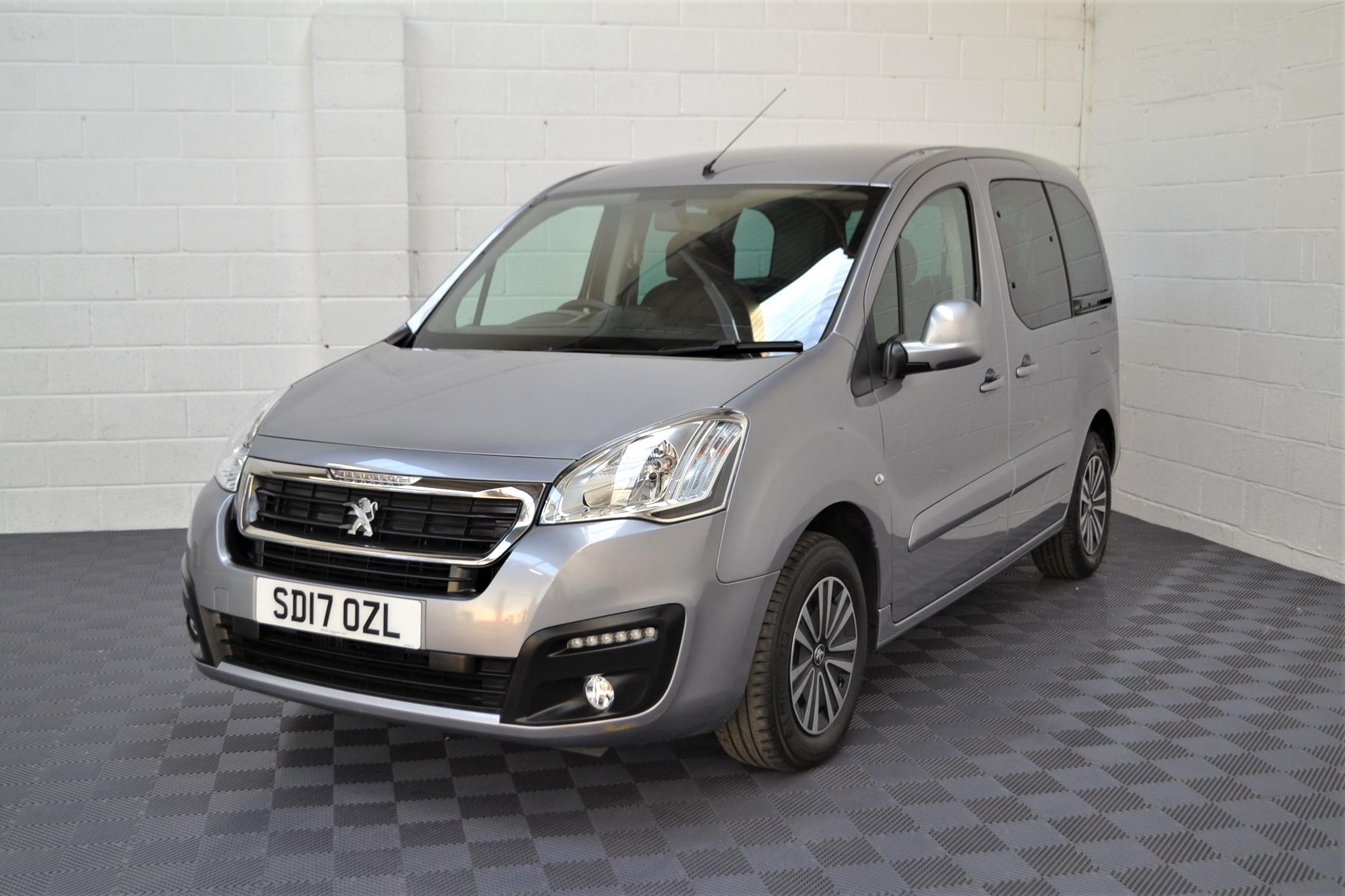 WAV Cars For Sale Bristol Wheelchair Accessible Vehicles Used For Sale Somerset Devon Dorset Bath Peugeot Partner SD17 OZL 21