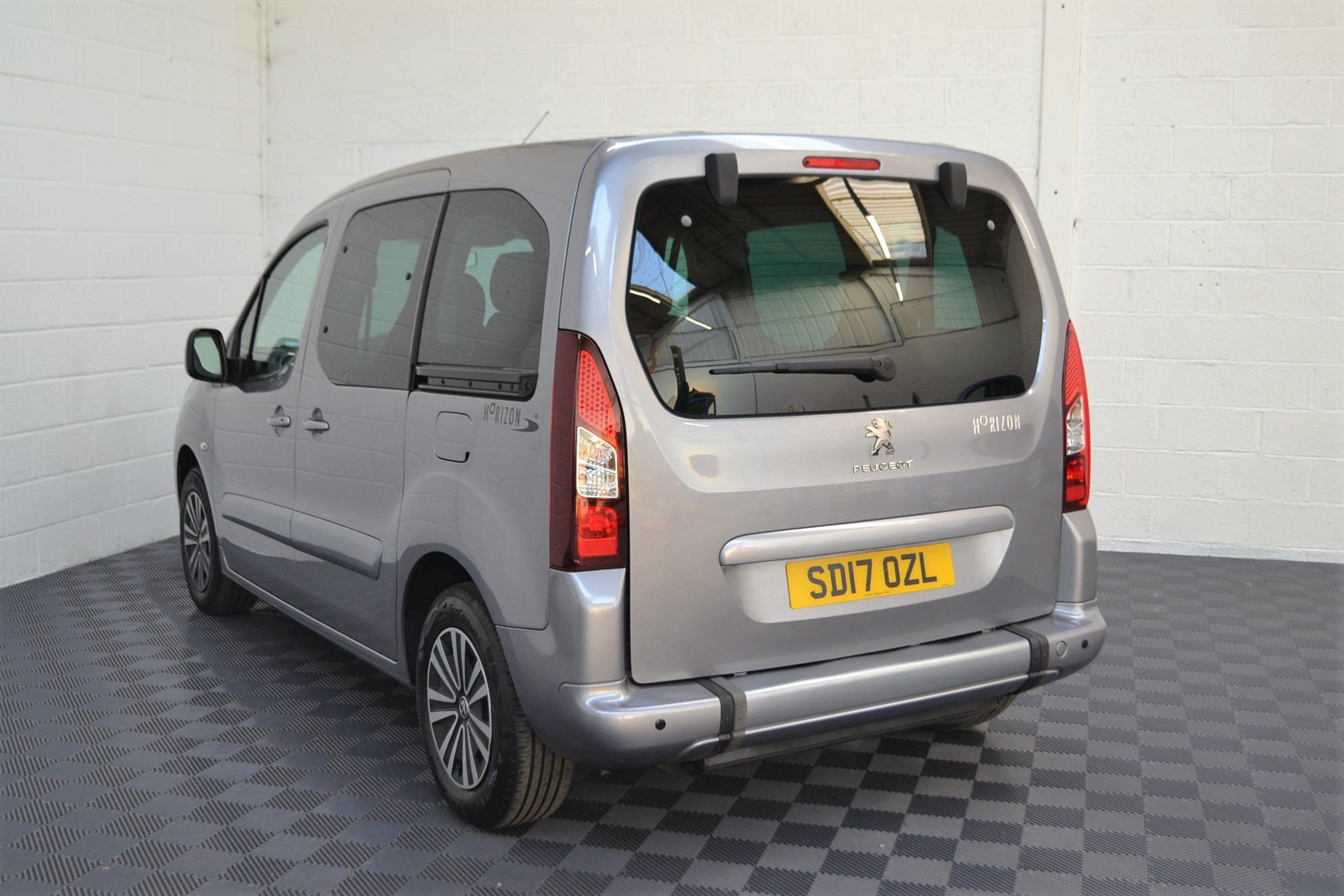 WAV Cars For Sale Bristol Wheelchair Accessible Vehicles Used For Sale Somerset Devon Dorset Bath Peugeot Partner SD17 OZL 3