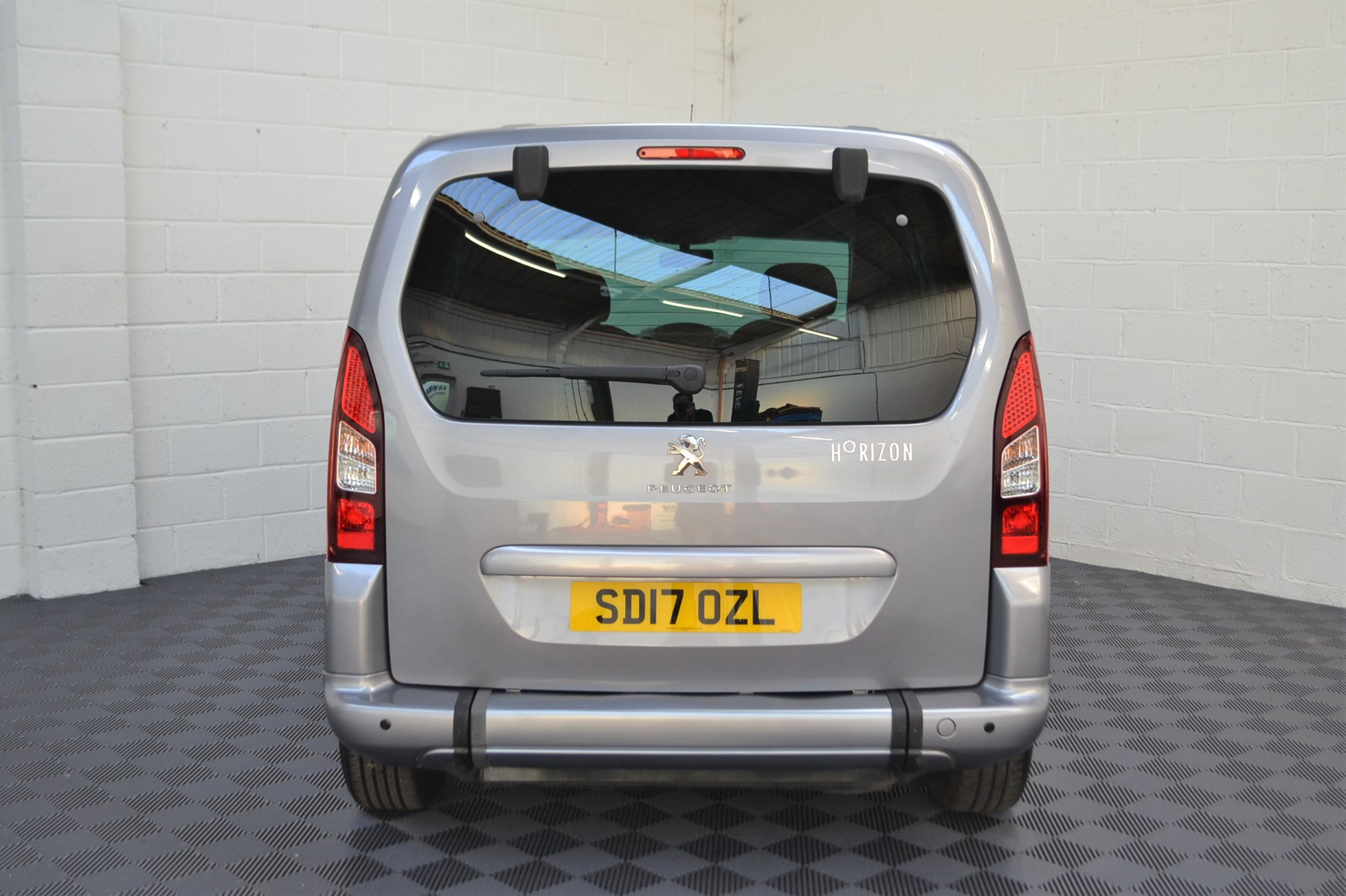 WAV Cars For Sale Bristol Wheelchair Accessible Vehicles Used For Sale Somerset Devon Dorset Bath Peugeot Partner SD17 OZL 4