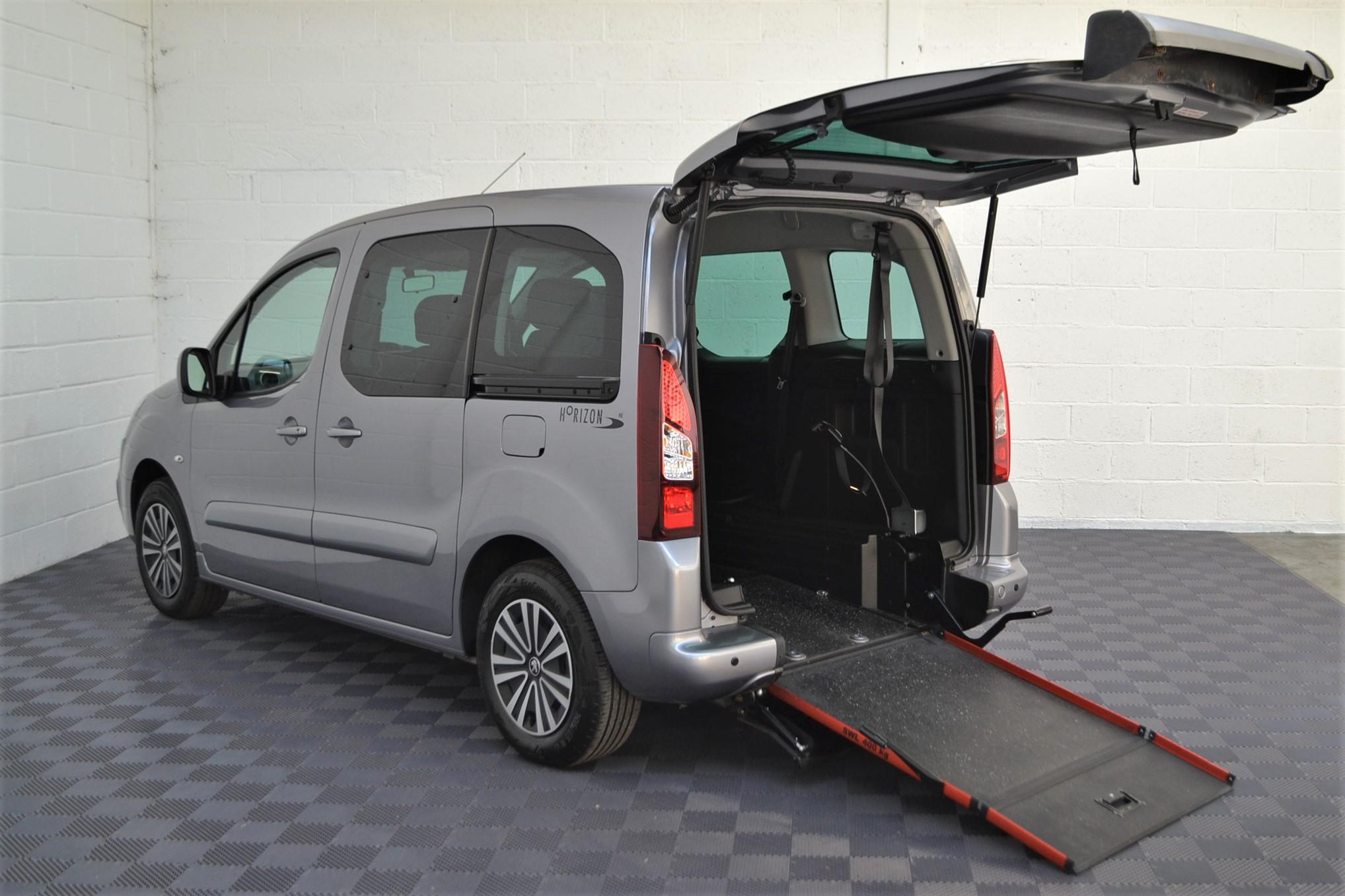 WAV Cars For Sale Bristol Wheelchair Accessible Vehicles Used For Sale Somerset Devon Dorset Bath Peugeot Partner SD17 OZL 8