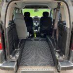 WAV Bristol Position Of Wheelchair