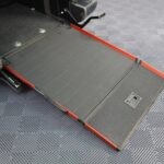 Ramps for wheelchair cars